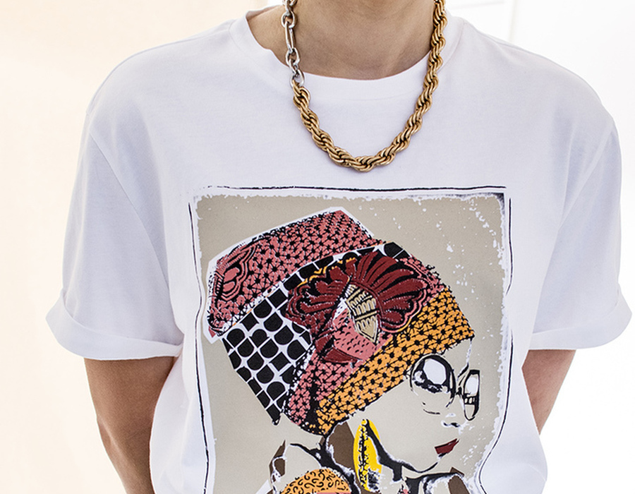 Coco T-shirt – wit